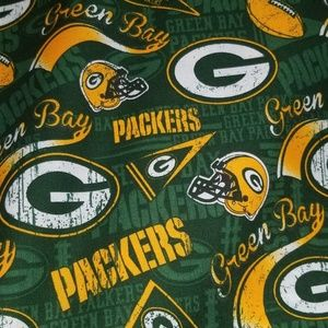 Greenbay Packers Curtain Set